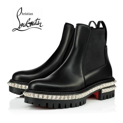 Christian Louboutin ショートブーツ・ブーティ ∞∞ Christian Louboutin ∞∞ By The River アンクルブーツ ☆