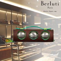 【BERLUTI】Game Petanque Smooth Leather