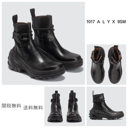 ALYX シューズ・サンダルその他 [ALYX]  アリクス Low Buckle Boot With Fixed Sole ブーツ