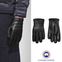 【CANADA GOOSE】QUILTED LUXE GLOVES ★リュクスグローブ