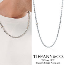 TIFFANY & CO★Tiffany1837 Makers チェーンネックレス シルバー