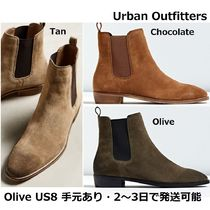 ★Urban Outfitters★UO Dress Chelsea Boot★スエード/3色