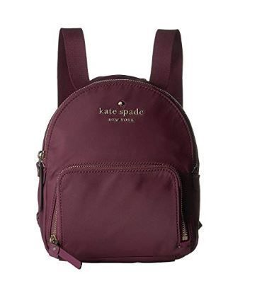kate spade new york バックパック・リュック 国内発 関税無★kate spade★Watson Lane Small Hartley