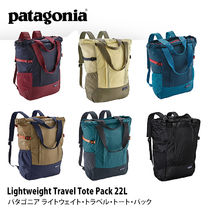 Patagonia Light Weight Travel Tote Pack 22L