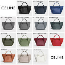 【CELINE】定番人気 SMALL BIG BAG WITH LONG STRAP (各色)