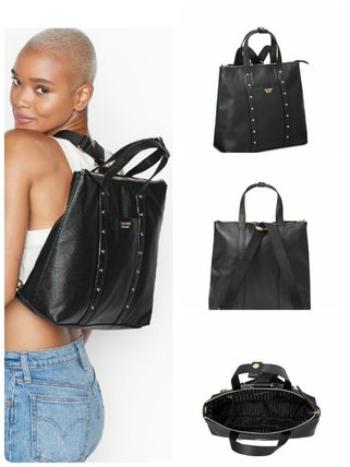 Victoria's Secret バックパック・リュック 国内より即発送 お好みのデザインをどうぞConvertible Backpack(3)