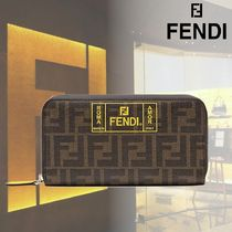 【FENDI】PORTFOLIO ENTIRELY ZIPPED