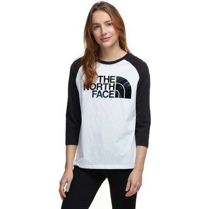 THE NORTH FACE Tシャツ・カットソー 19-20AW!! ☆THE NORTH FACE☆ Half Dome Baseball T-Shirt(3)