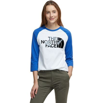 THE NORTH FACE Tシャツ・カットソー 19-20AW!! ☆THE NORTH FACE☆ Half Dome Baseball T-Shirt(6)
