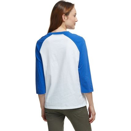 THE NORTH FACE Tシャツ・カットソー 19-20AW!! ☆THE NORTH FACE☆ Half Dome Baseball T-Shirt(7)