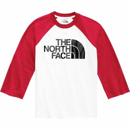 THE NORTH FACE Tシャツ・カットソー 19-20AW!! ☆THE NORTH FACE☆ Half Dome Baseball T-Shirt(8)