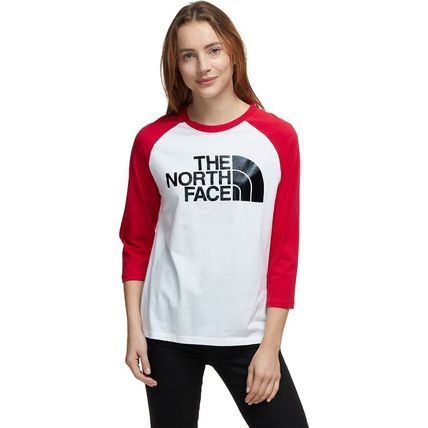 THE NORTH FACE Tシャツ・カットソー 19-20AW!! ☆THE NORTH FACE☆ Half Dome Baseball T-Shirt(9)