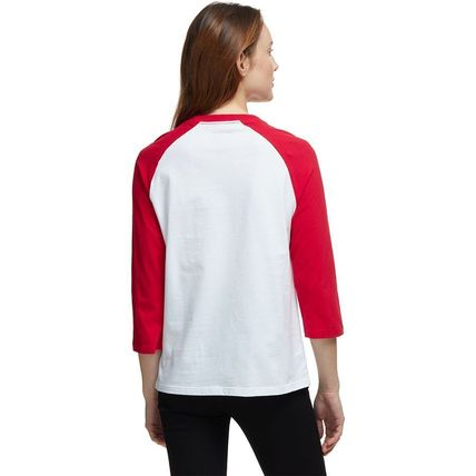 THE NORTH FACE Tシャツ・カットソー 19-20AW!! ☆THE NORTH FACE☆ Half Dome Baseball T-Shirt(10)