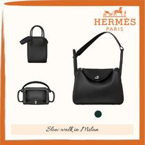 【HERMES】【エルメス】 《リンディ》30 バッグ Lindy 30