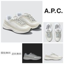 [ A.P.C. ] Spencer Sneakers スニーカー