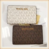 MICHAEL KORS 2つ折財布 JET SET TRAVEL BIFOLD