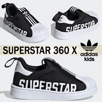 ★キッズ★adidas originals★Superstar 360 X(11-16㎝)追跡付