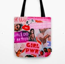 Society6☆Girls fashion ☆トートバッグ♪