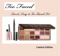 ♡Too Faced♡Sweet, Sexy & Too Faced Set《限定品》