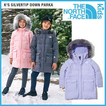 THE NORTH FACE☆K'S SILVERTIP DOWN PARKA_NJ1DK60