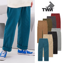 TWN★STANDARD WASHING COTTON PANTS STLP3210 8色