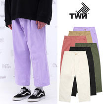 TWN★COMFY OVER COTTON PANTS JELP3226 6色