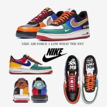 NIKE AIR FORCE 1 LOW WHAT THE NYC - エア フォース ワン ロー
