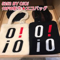 2019AW★新作【5252 by OiOi】SHEARLING ECO BAG 全3色
