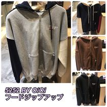 2019FW★新作【5252 by OiOi】ORIGINAL HOOD ZIPUP 全4色
