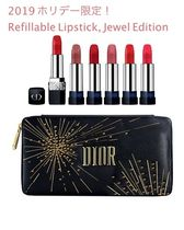 Dior ホリデー限定!Rouge Dior Jewel Edition リップ6本セット