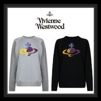 Vivienne Westwood★ANGLOMANIA BOTTLE ORB SWEAT シャツ★2色