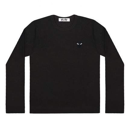 COMME des GARCONS Tシャツ・カットソー 【即発】COMME des GARCONS PLAYハートロゴ ロンT☆メンズ(6)