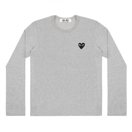 COMME des GARCONS Tシャツ・カットソー 【即発】COMME des GARCONS PLAYハートロゴ ロンT☆メンズ(7)