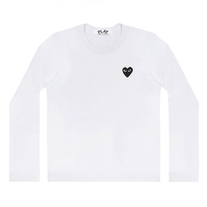 COMME des GARCONS Tシャツ・カットソー 【即発】COMME des GARCONS PLAYハートロゴ ロンT☆メンズ(5)
