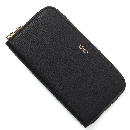 TOM FORD 長財布 TOM FORD ラウンドファスナー 長財布 y0241t-cp9-blk