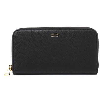 TOM FORD 長財布 TOM FORD ラウンドファスナー 長財布 y0241t-cp9-blk(2)