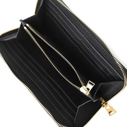 TOM FORD 長財布 TOM FORD ラウンドファスナー 長財布 y0241t-cp9-blk(4)