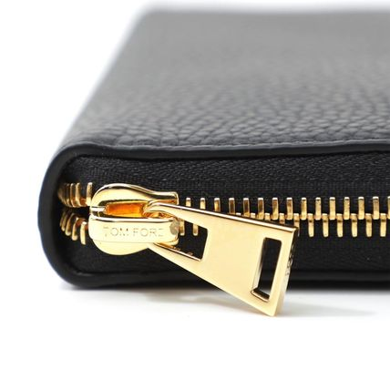 TOM FORD 長財布 TOM FORD ラウンドファスナー 長財布 y0241t-cp9-blk(5)