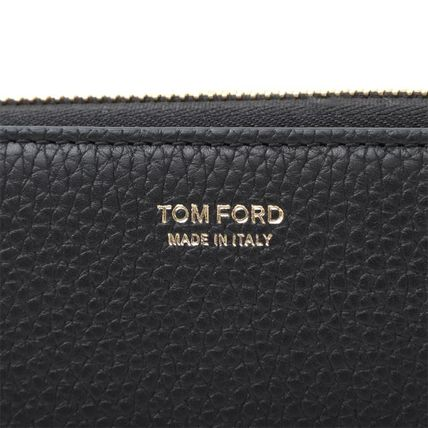 TOM FORD 長財布 TOM FORD ラウンドファスナー 長財布 y0241t-cp9-blk(6)