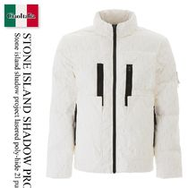 STONE ISLAND SHADOW PROJECT Lasered Poly-Hide Puffer Jacket