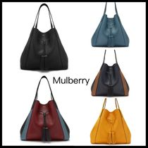 【Mulberry】2019AW ミリー トート バッグ レザー 5色