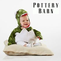 送料関税込*PotteryBarn*Baby Green Dinosaur Egg Costume