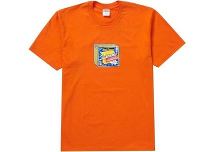 Supreme Tシャツ・カットソー Supreme The Cheese Tee ザ チーズ ティー AW 19 FW 19 WEEK 7(5)