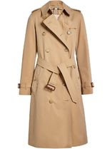 【関税負担】 BURBERRY Long Kensington Trench