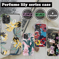 Perfume lily series case / iPhone11/11Pro/11ProMax