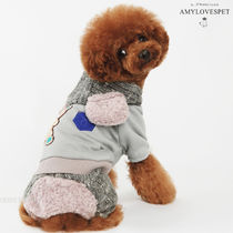 AMYLOVESPET(エイミーラブズペット)★BEARBALL ALL IN ONE -GRAY