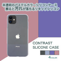 CONTRAST SILICON / iPhone11 6.1