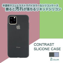 CONTRAST SILICON / iPhone11 Pro Max 6.5