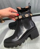 LEATHER ANKLE BOOT グッチ アンクルブーツ 国内発送 2020C