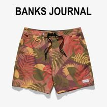 【BANKS JOURNAL】CLIMATE BOARDSHORT  ★ボードショーツ ★